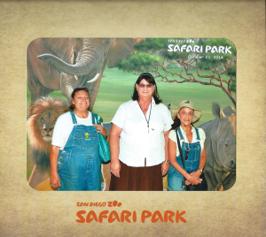 Oct 23 2014 S.D. Safari Park